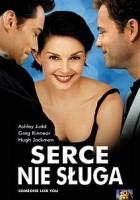 plakat - Serce nie sługa (2001)