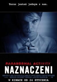 Paranormal Activity: Naznaczeni (2013) plakat