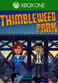 Thimbleweed Park (2017) plakat
