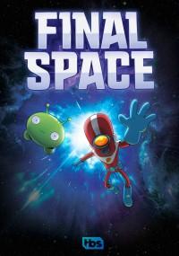 Final Space (2018) plakat
