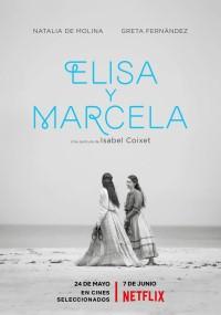 Elisa i Marcela (2019) plakat