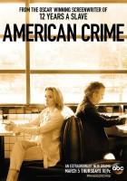 plakat - American Crime (2015)