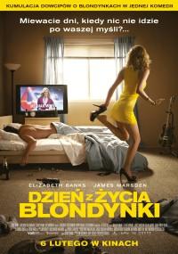 Dzień z życia blondynki (2014) plakat