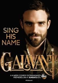 Galavant (2015) plakat