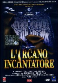 Tajemnica czarnoksiężnika (1996) plakat