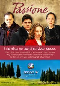 Passione (2010) plakat
