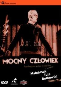 Mocny człowiek (1929) plakat
