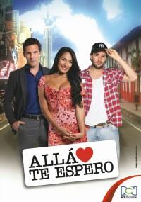 Allá te espero (2013) plakat