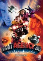 plakat - Mali Agenci 3D: Trójwymiarowy odjazd (2003)