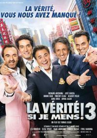 La Vérité si je mens 3 (2012) plakat