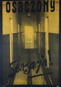 Osaczony (1958) plakat