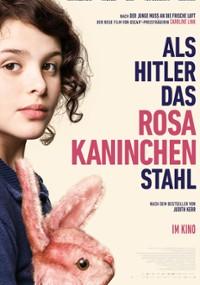 Gdy Hitler ukradł różowego królika (2019) plakat
