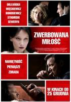 plakat - Zwerbowana miłość (2009)