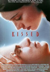 Zimny pocałunek (1996) plakat