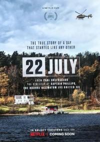 22 lipca (2018) plakat