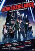 plakat - Atak na dzielnicę (2011)
