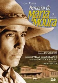Memorial de Maria Moura (1994) plakat