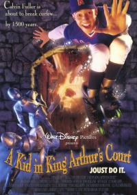 Chłopak na dworze króla Artura (1995) plakat