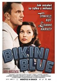 Bikini Blue (2017) plakat