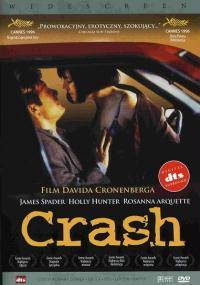 Crash: Niebezpieczne pożądanie (1996) plakat