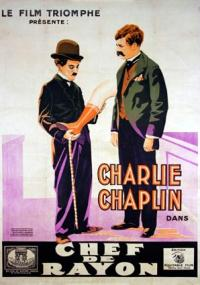 Charlie kierownikiem działu