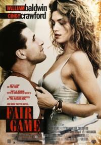 Czysta gra (1995) plakat