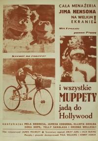 Wielka wyprawa muppetów (1979) plakat