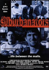 The Suburbanators (1995) plakat