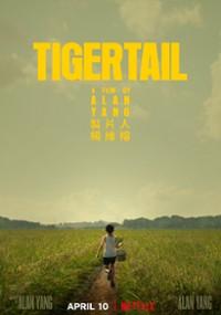 Tigertail (2020) plakat