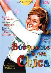 Búsqueme a esa chica (1965) plakat