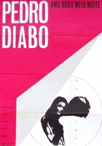 Pedro Diabo Ama Rosa Meia Noite (1969) plakat