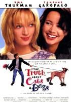 plakat - Jak pies z kotem (1996)