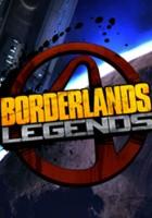 plakat - Borderlands Legends (2012)