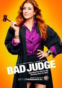 Bad Judge (2014) plakat