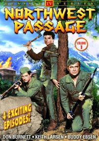 Northwest Passage (1958) plakat