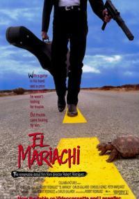 El mariachi (1992) plakat
