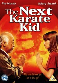Karate Kid IV: Mistrz i uczennica (1994) plakat