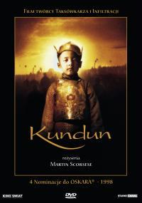 Kundun - życie Dalaj Lamy (1997) plakat