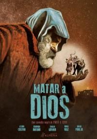 Zabójczy Bóg (2017) plakat