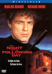 The Night of the Following Day (1968) plakat