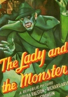 The Lady and the Monster (1944) plakat