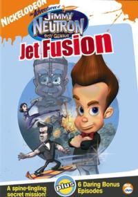 Jimmy Neutron: mały geniusz (2002) plakat