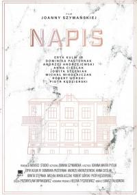 Napis (2017) plakat