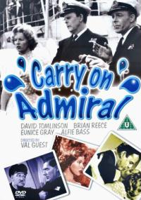 Carry On Admiral (1957) plakat