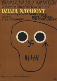 Działa Navarony (1961) plakat