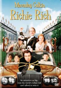 Richie Milioner (1994) plakat