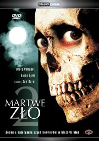 Martwe zło 2 (1987) plakat