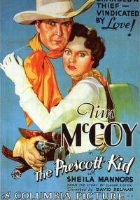 Prescott Kid (1934) plakat