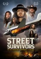 plakat - Street Survivors: The True Story of the Lynyrd Skynyrd Plane Crash (2020)