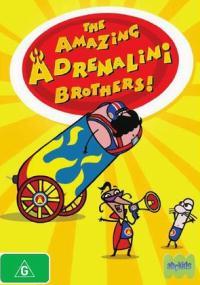 Nieustraszeni Bracia Adrenalini (2006) plakat
